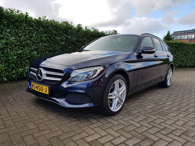 Mercedes-Benz C-klasse 200cdi bluetec 7g-tronic plus Automaat Full Opt.