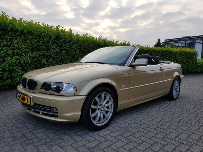 BMW 3-serie Cabrio occasion - YoungTimersHolland