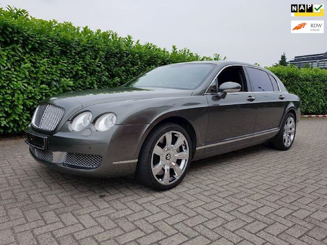 Bentley Continental Fl.Spur 6.0 W12 560pk 105000km Navi Full Option!!
