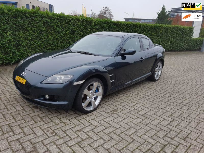 Mazda RX-8 occasion - YoungTimersHolland