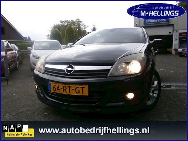 Opel Astra 1.8 Cosmo Climat / LM / Half leder / Cruise control