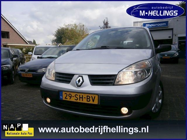 Renault Scenic 1.6-16V Authentique Comfort Airco / Audio / Export..