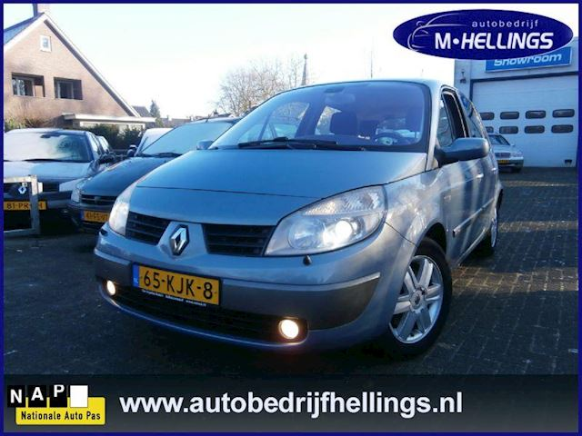 Renault Scenic Scénic 2.0-16V Automaat / Dynamique Luxe / Xenon