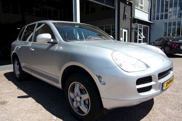 Porsche Cayenne 4.5 S NWE APK & NAP Youngtimer