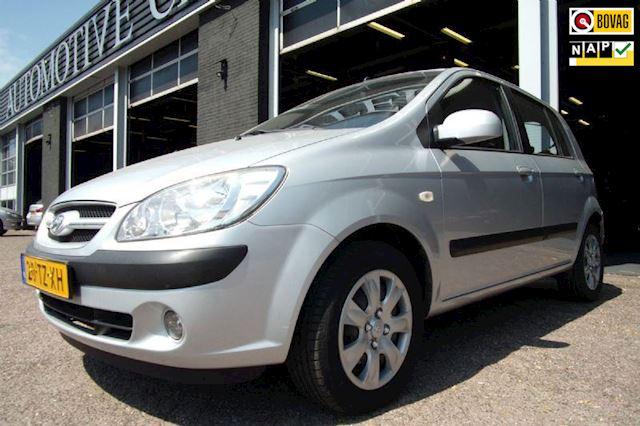 Hyundai Getz 1.5 CRDi Dynamic NAP & APK NWE APK & NAP