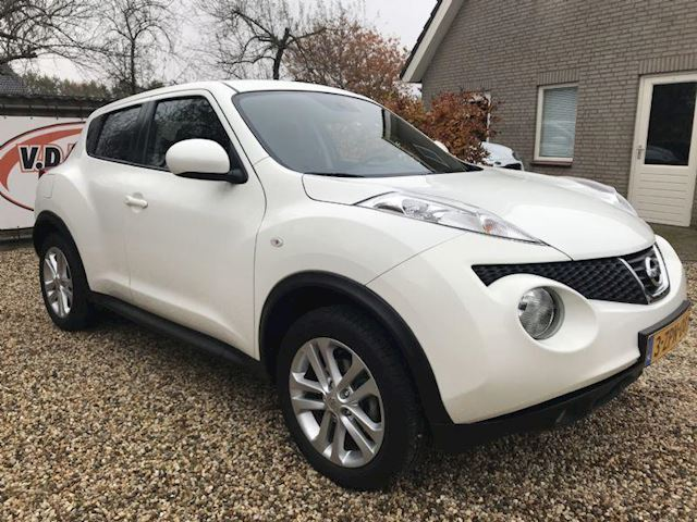 Nissan Juke 1.6 Connect Edition Navigatie