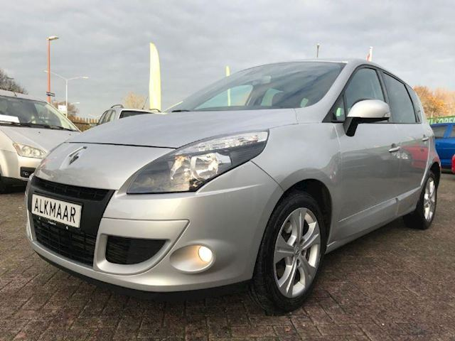 Renault Scenic 1.4tce selection business sport