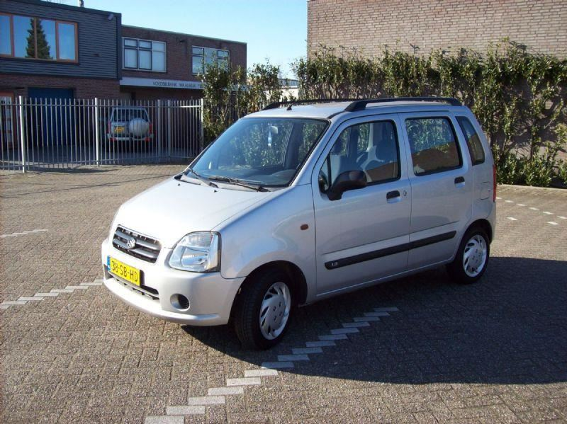 Suzuki Wagon R occasion - Car Sales Waalwijk