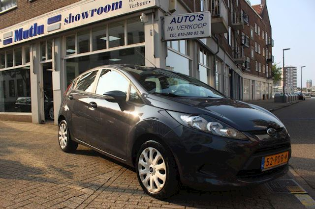 Ford Fiesta 1.25 Limited,5Drs,Airco,NAP,incl.APK