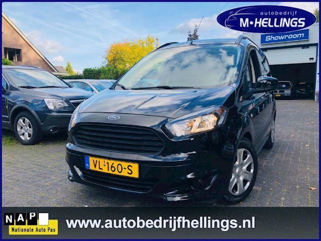 Ford Transit Courier 1.5 TDCI Trend Airco / Bluetooth / Zeer mooi.....