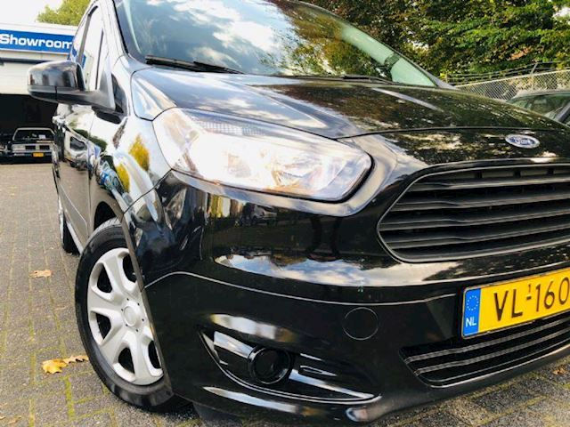 Ford Transit Courier occasion - Autobedrijf M. Hellings