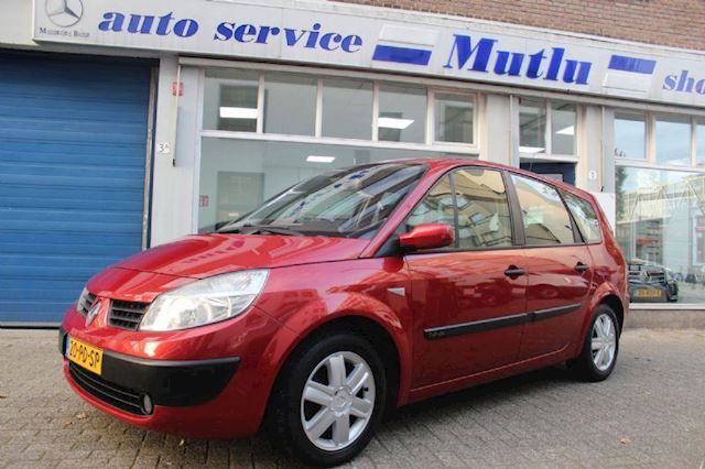 Renault Grand scenic 1.6-16V Authentique Comfort,7pers,Airco,NAP,Incl APK