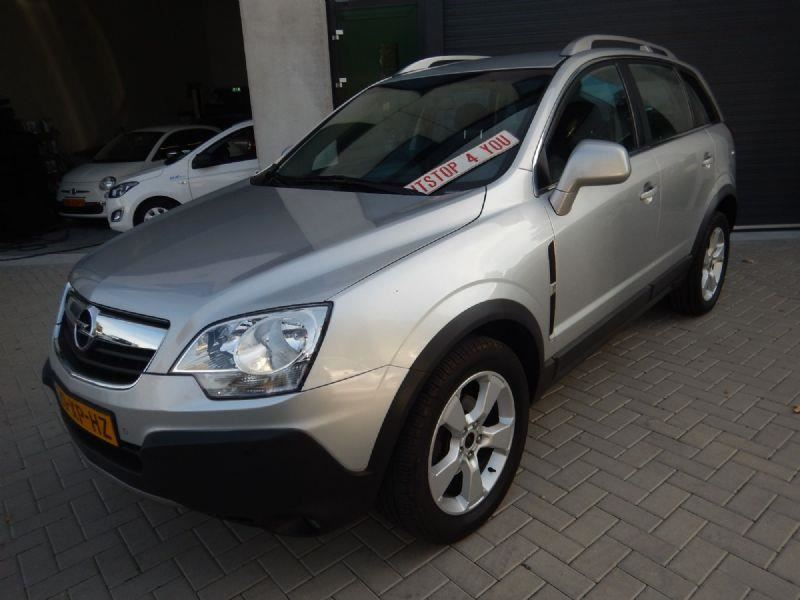 Opel Antara occasion - Pitstop 4 You