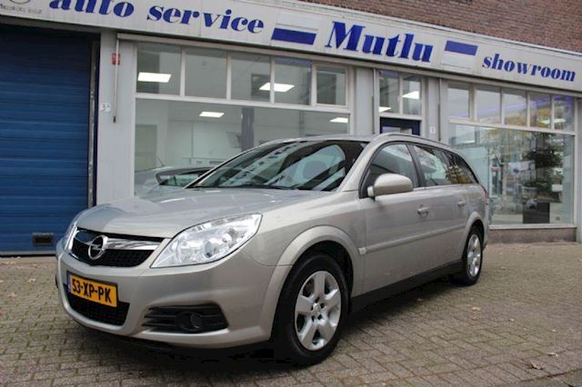 Opel Vectra Wagon 2.2-16V Business,Airco,NAP,Navi,APK