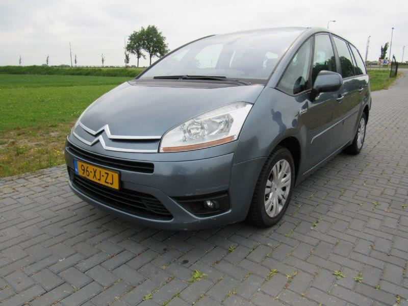 Citroen C4 grand picasso occasion - Autocentrum Sneek