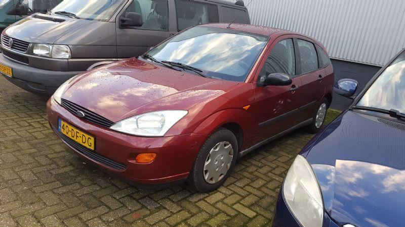 Ford Focus occasion - NL Cars B.V.