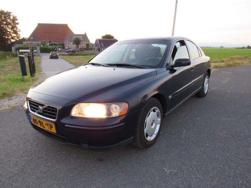 Volvo S60 occasion - Autocentrum Sneek