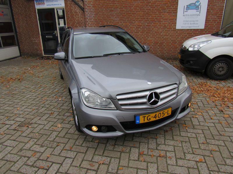 Mercedes-Benz C-klasse occasion - Auto G. Gerritsen