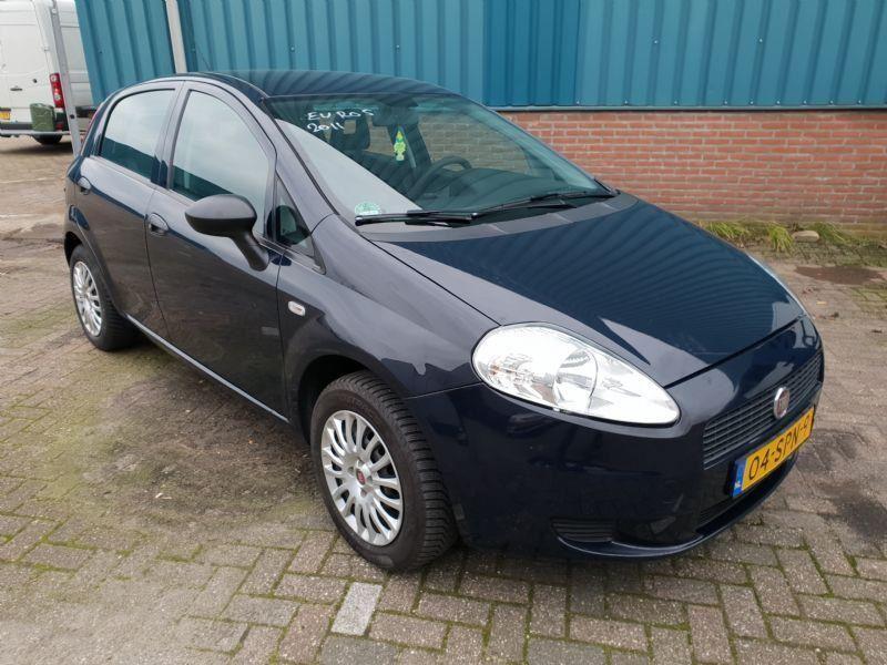 Fiat Grande Punto occasion - NL Cars B.V.