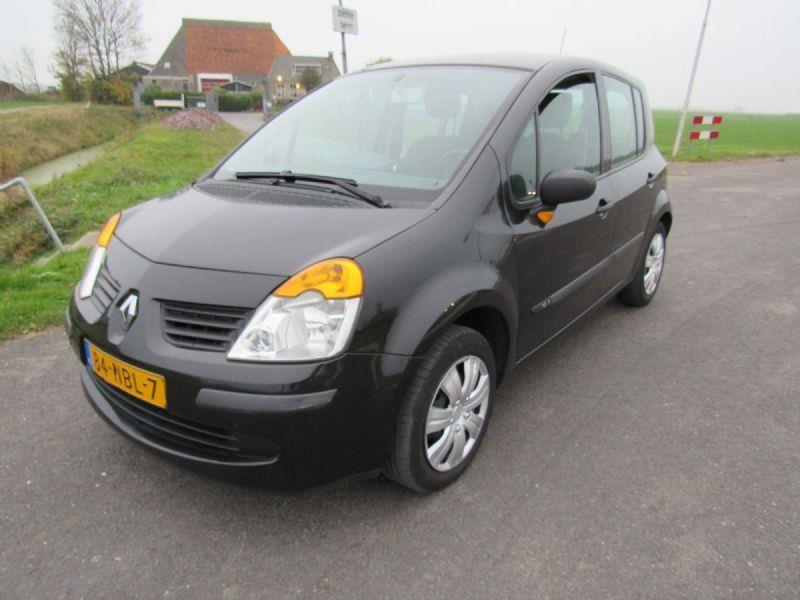 Renault Modus occasion - Autocentrum Sneek