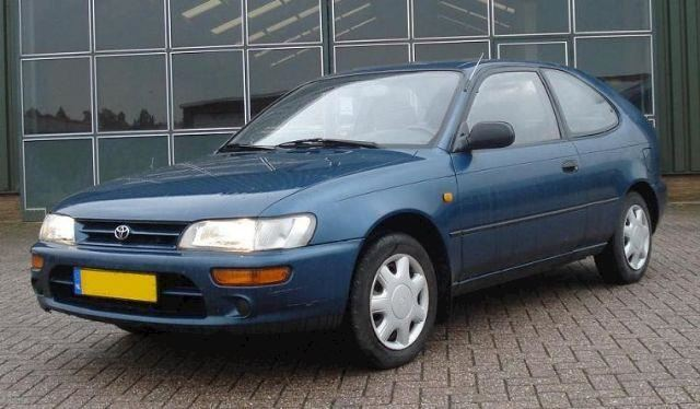 Toyota Starlet 1.3 XLI  huur / lease