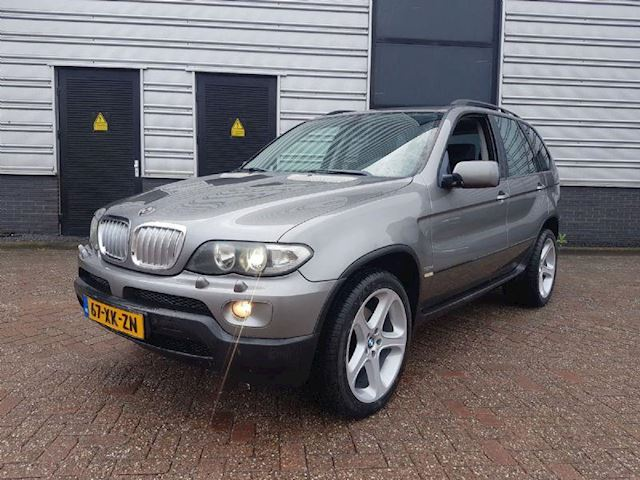 BMW X5 3.0d executive aut
