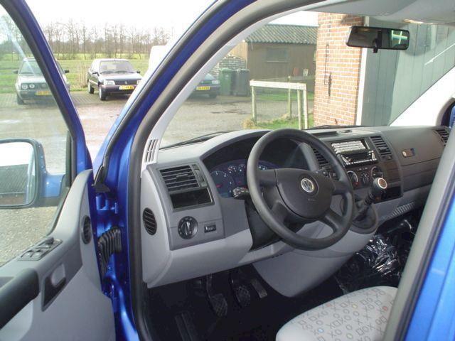 Volkswagen Transporter 2.5tdi trendline lw 96kW