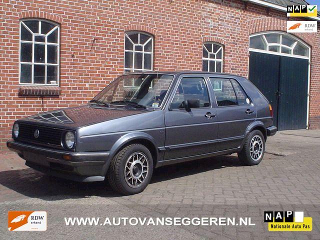 Volkswagen Golf golf carat 1800i aut.str.bekr.incl garantie