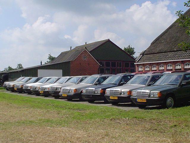 Mercedes-Benz 230 230 ce aut. airco incl garantie