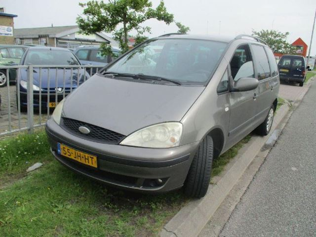 Ford Galaxy 2.0-8V Cool Edition, 6 persoons, Apk 12-01-2019.