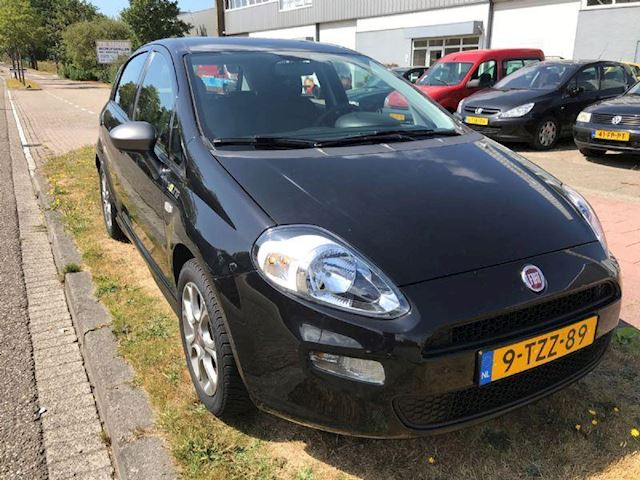 Fiat Punto 0.9t twinair YOUNG