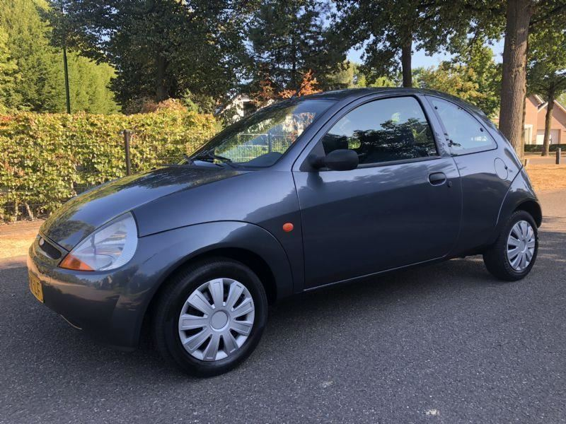 Ford Ka occasion - F. Klomp Auto's