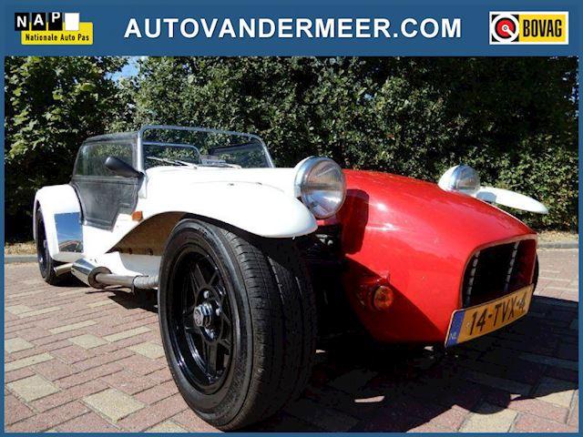 Westfield Seven 2.0 SE 160PK! Cabriolet / Donkervoort achtig!