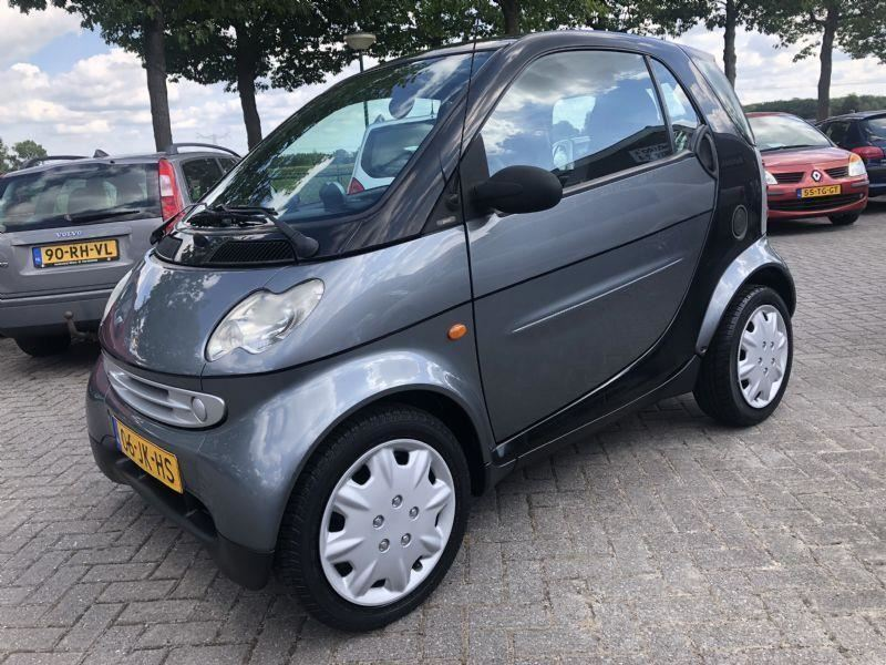 Smart city-coupe occasion - F. Klomp Auto's