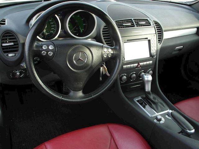 Mercedes-Benz SLK 200 kompressor automaat