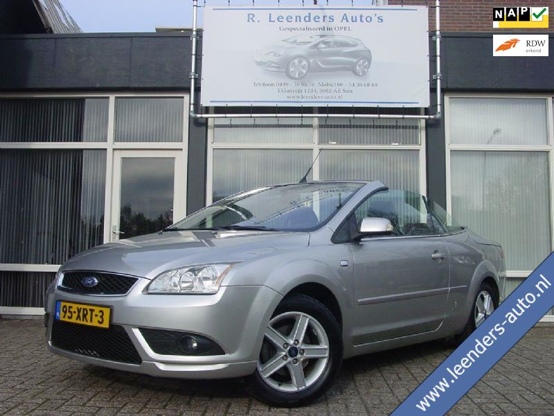 Ford Focus occasion - R. Leenders Auto's