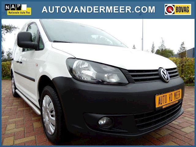 Volkswagen Caddy 1.6 TDI AIRCO/CRUISE/SIDE-BARS LEASE V.A.€169 P.M.!