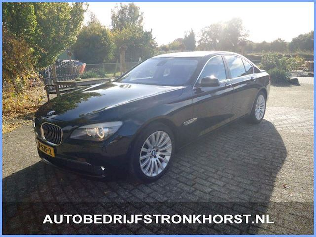BMW 7-serie 730d blue performance high executive aut