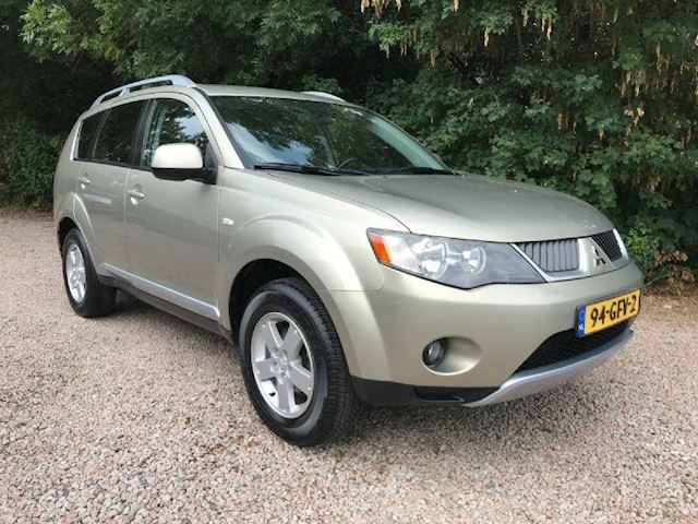 Mitsubishi Outlander 2.4 hp intro edition 2wd