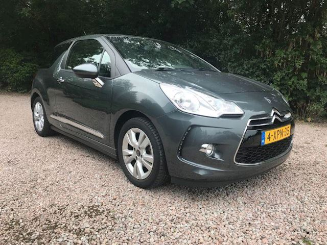 Citroen DS3 1.2vti so chic Nav.PDC.LM .