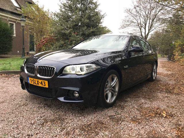 BMW 5-serie 535D X-Drive High Executive Carbon Zwart M-spr