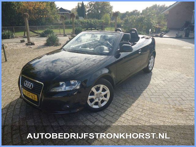 Audi A3 Cabriolet 1.8 TFSI Attraction LEER CLIMATE CONTROL