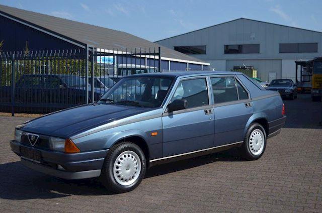 Alfa Romeo 75 1.6 IE 79 dkm. Topstaat!
