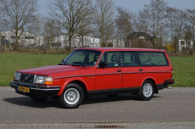 Volvo 240 occasion - Gerard Kramer Klassiekers