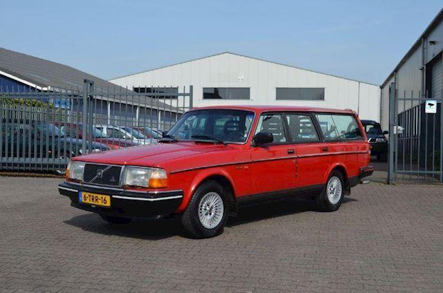 Volvo 240 GL 2.3 Estate 245 Topstaat!