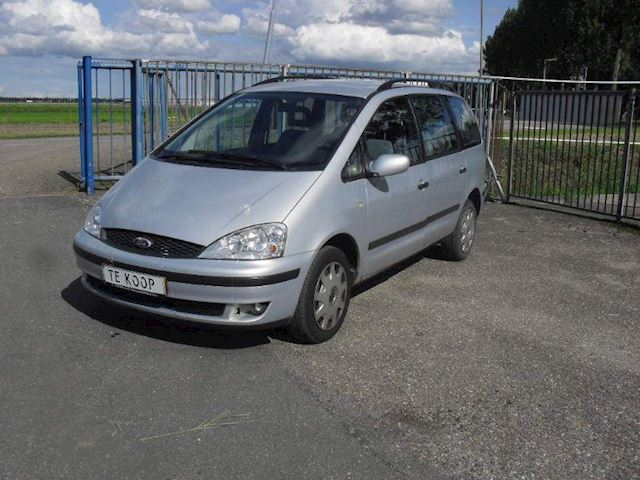 Ford Galaxy occasion - Weteringbrug Auto's