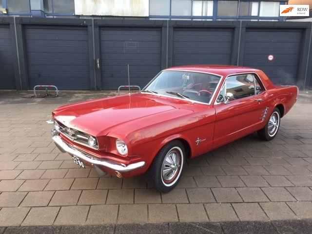 Ford Mustang occasion - Westpoort Cars