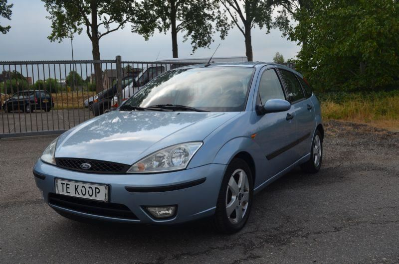 Ford Focus occasion - Weteringbrug Auto's