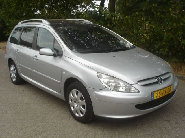 Peugeot 307 occasion - Theo Sonder Auto's