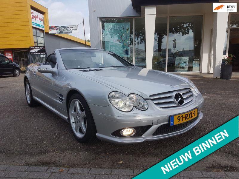 Mercedes-Benz SL-klasse occasion - Van Deursen Auto's